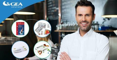 GEA Solutions: Στον κλάδο του HORECA η εταιρεία υψηλής καινοτομίας ελέγχου της ποιότητας τροφίμων