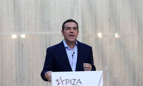 Συνάντηση Αλέξη Τσίπρα με τον Δήμαρχο Ελληνικού - Αργυρούπολης για το Ελληνικό