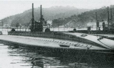 Υποβρύχιο Ξιφίας