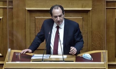 Ο Σπίρτζης καταγγέλλει «φακέλωμα» των προέδρων φοιτητικών παρατάξεων
