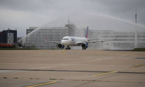 SKY express: Ξεκίνησαν οι απευθείας πτήσεις  για Παρίσι!