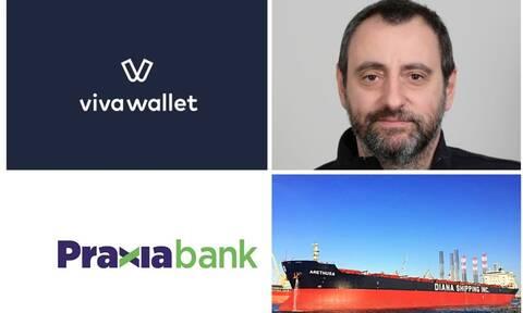 Ο Χάρης Καρώνης και το χρηματιστήριο, οι «μαντράδες» της Praxia και η χρηματοδότηση της ναυτιλίας