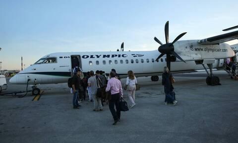 Olympic Air - Sky Express: Ακυρώσεις και τροποποιήσεις πτήσεων σήμερα (10/6) λόγω στάσης εργασίας