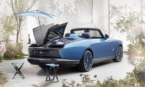 Με κάθε Rolls-Royce Boat Tail δώρο δύο ρολόγια!