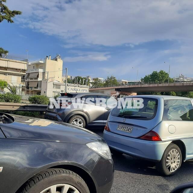 Κίνηση Αθήνα