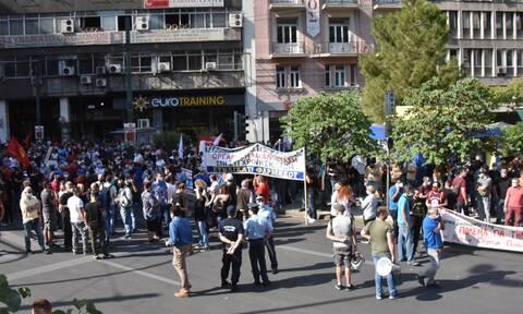 Απεργία: Κλείνει το κέντρο της Αθήνας από τις συγκεντρώσεις – Κλειστό το λιμάνι του Πειραιά