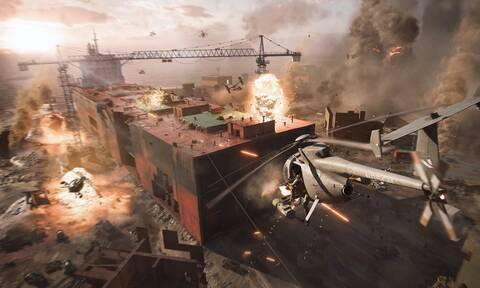 Battlefield 2042: Επιστροφή... στο μέλλον με εντάσεις και καταστροφές (video)