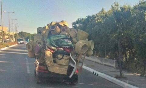 Η φωτογραφία από την Κρήτη που έγινε viral!