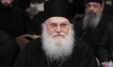 Εφραίμ: 7η μέρα διασωληνωμένος ο ηγούμενος της Μονής Βατοπαιδίου