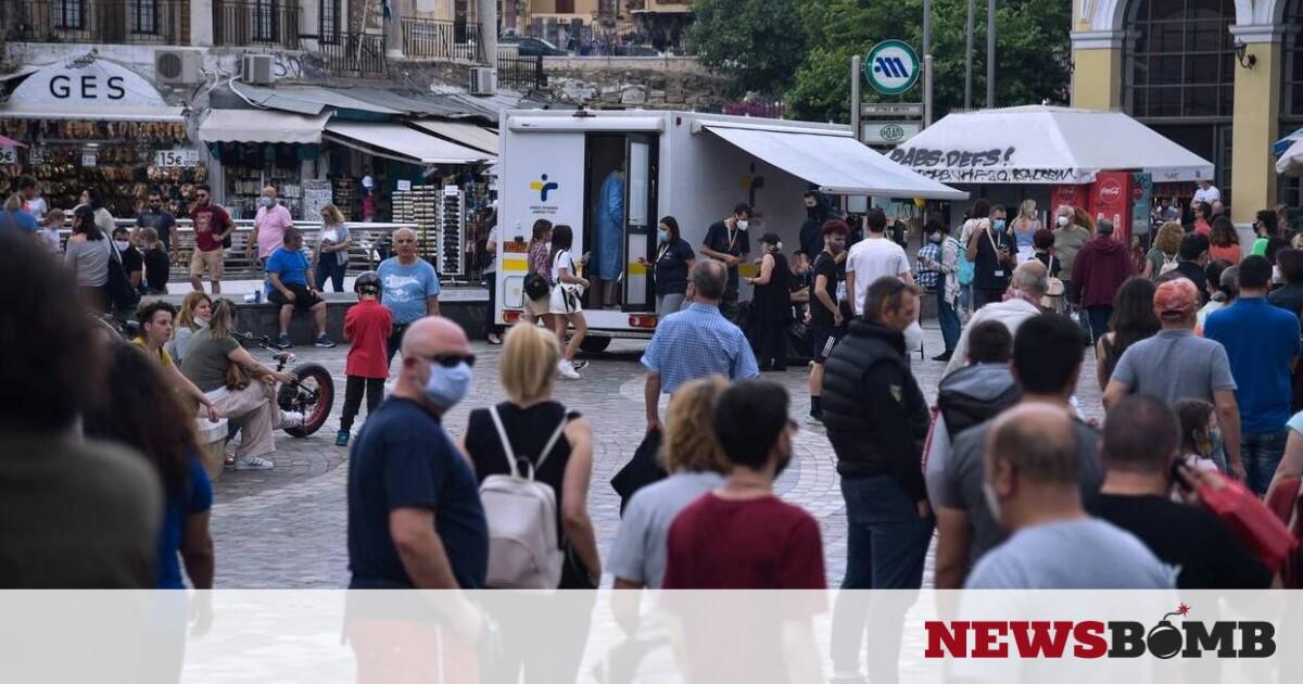 Κορονοϊός: Πληθαίνουν οι μεταλλάξεις με 1.478 νέες – Σε ποιες περιοχές της χώρας εντοπίζονται – Newsbomb – Ειδησεις
