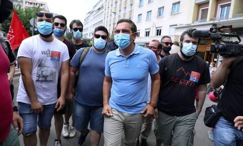 Η επόμενη μέρα της απεργίας – Ο ΣΥΡΙΖΑ ποντάρει στο πρόγραμμα του για τα εργασιακά