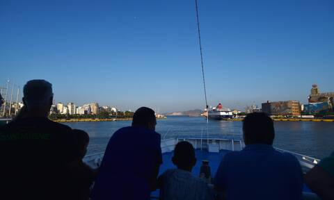Έληξε η απεργία στα πλοία - Κανονικά πραγματοποιούνται τα δρομολόγια