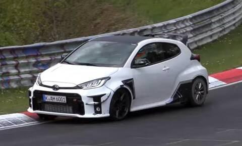 Ετοιμάζεται ακόμα πιο γρήγορο Toyota GR Yaris;
