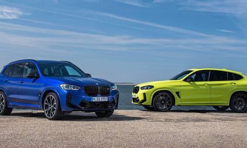 Επίσημο: Αυτές είναι οι ανανεωμένες BMW X3 και Χ4