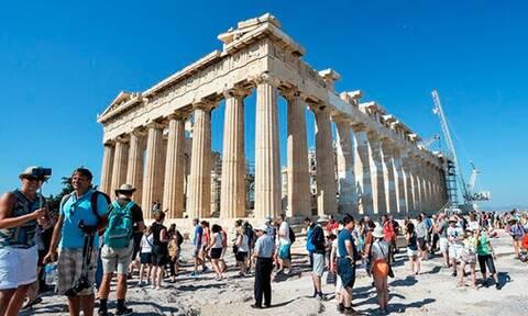 Россияне в этом году хотят отдохнуть в Греции