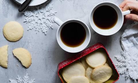 Συνταγή για μπισκότα βουτύρου - Βήμα βήμα η διαδικασία