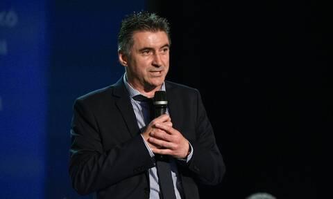 Euro 2020: Έξαλλος με Σκόπια ο Ζαγοράκης - «Πρόκειται για αδιανόητη πρόκληση» (pics)