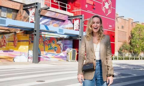 «Captain Marvel»: Έχεις δει τη Brie Larson με μαγιό; Μάλλον ήρθε η ώρα