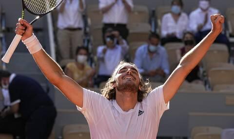 Στέφανος Τσιτσιπάς: Η ημέρα και η ώρα του τελικού στο Roland Garros