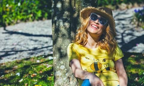 Μαρία Ηλιάκη: Έτσι περνά με τη νεογέννητη κόρη της στο σπίτι