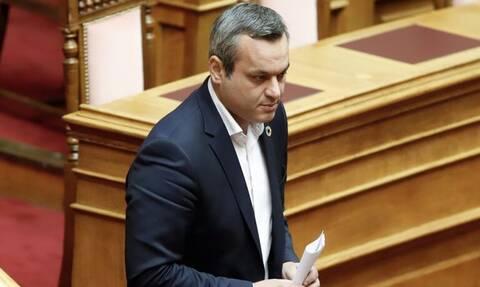 Μαμουλάκης στο Newsbomb.gr: Τα χρέη της ΝΔ δημιουργούν μείζον ζήτημα ισονομίας και δικαιοσύνης
