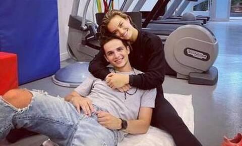 Κωνσταντίνος Μητσοτάκης: Αγκαλιά με την Μαρία Σάκκαρη - Η πρώτη τους κοινή φωτογραφία
