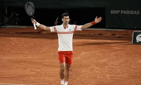 Στέφανος Τσιτσιπάς: Με Τζόκοβιτς για τον τίτλο του Roland Garros – Απέκλεισε σε ματσάρα τον Ναδάλ!