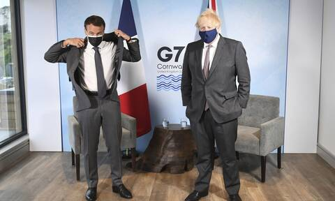 G7: Η ΕΕ ζητά από τον Μπόρις Τζόνσον να σεβαστεί τη συμφωνία για το Brexit