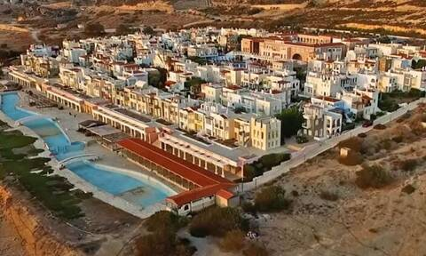 O «στοιχειωμένος» οικισμός της Κρήτης (vid)