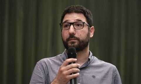 Labor bill brings wage cuts, unpaid 10-hour shifts, says SYRIZA spox Iliopoulos