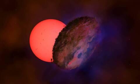 Το γιγαντιαίο αστέρι που «αναβοσβήνει» στον γαλαξία μας