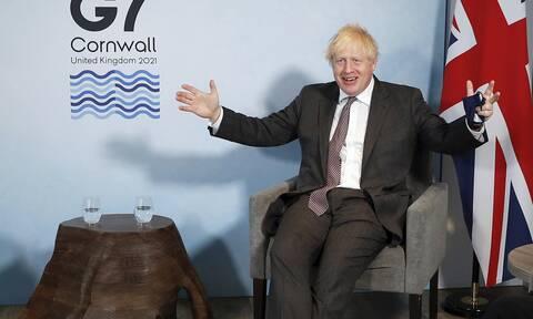 G7- Μπόρις Τζόνσον: Παρεξηγούνται πολλά στην ΕΕ για τη Βόρεια Ιρλανδία