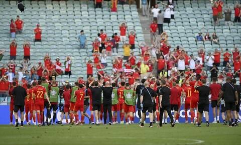 Euro 2020: Έτσι... έκλεψε τον βαθμό η Ουαλία! - Τα highlights του 1-1 με την Ελβετία (video)