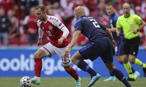 Euro 2020: Συγκλονιστικές στιγμές στο Δανία-Φινλανδία  - «Κατέρρευσε» στο γήπεδο ο Έρικσεν