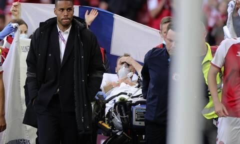 Euro 2020 – Κρίστιαν Έρικσεν: Ανέκτησε τις αισθήσεις του ο 29χρονος - Σταθερή η κατάστασή του