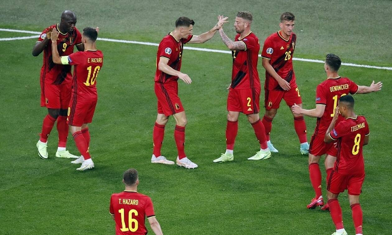 Euro 2020: Στο ρελαντί το Βέλγιο, 3-0 την απογοητευτική Ρωσία (videos)