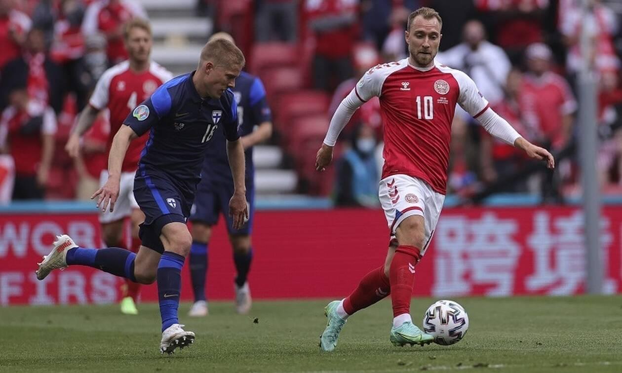 Euro 2020 - Αποτελέσματα: Παραλίγο τραγωδία με τον Κρίστιαν Έρικσεν - Το ποδόσφαιρο σε δεύτερη μοίρα
