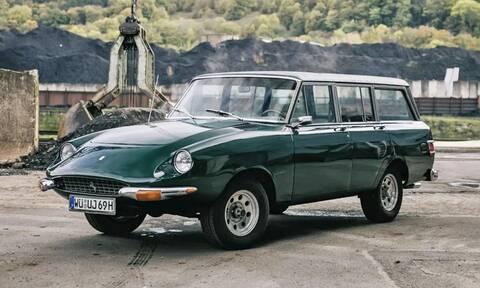 Πωλείται η διάσημη άσχημη… Jerrari, ένα μείγμα από Jeep και Ferrari!