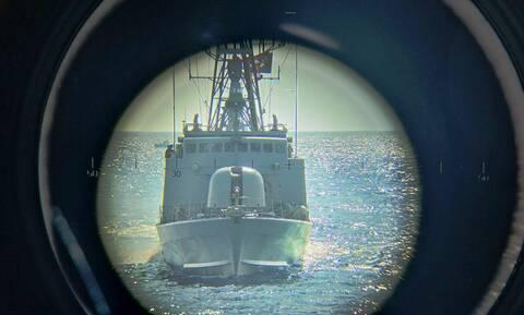 Ένοπλες Δυνάμεις: Επίδειξη ισχύος σε στεριά, αέρα και θάλασσα πριν τη συνάντηση Μητοστάκη - Ερντογάν