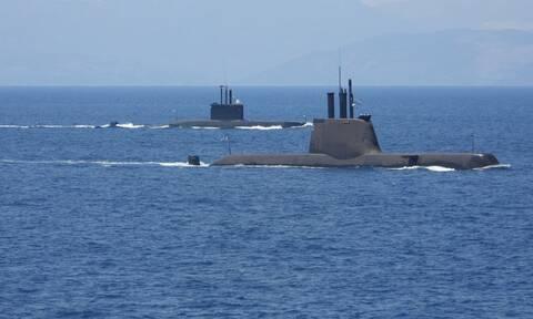 Πολεμικό Ναυτικό: Εντυπωσίασε η άσκηση «ΚΑΤΑΙΓΙΣ 2021» - Επίδειξη ισχύος από το Στόλο