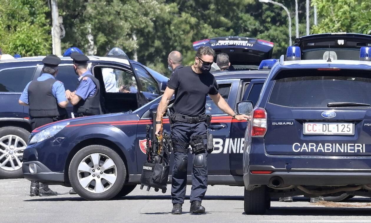 Μακελειό στην Ιταλία: Αυτοκτόνησε ο δράστης που σκότωσε δύο παιδιά και έναν ηλικιωμένο (pics)