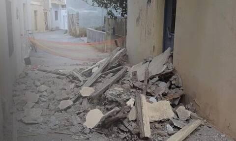 Κτήριο κατάρρευση Ηράκλειο