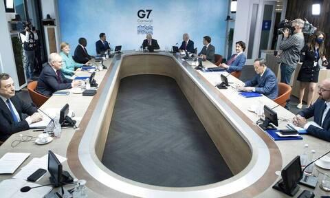 Σύνοδος Κορυφής G7: Αυστηρό κοινό ανακοινωθέν για την Κίνα - «Πυροσβεστική» η παρέμβαση Μακρόν