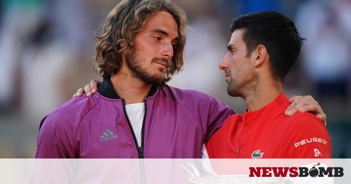 Νόβακ Τζόκοβιτς: «Στέφανε θα κερδίσεις πολλά Grand Slam» – «Οι Έλληνες έχουν την αγάπη μου» – Newsbomb – Ειδησεις