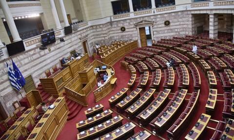 Εργασιακό νομοσχέδιο Βουλή
