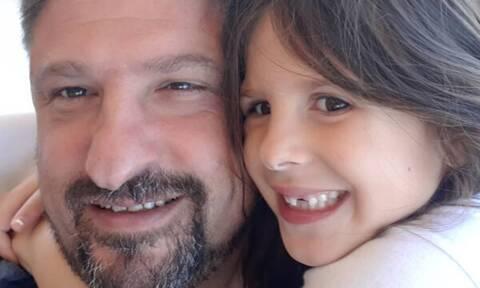 Νίκος Χαρδαλιάς: Δείτε φωτογραφίες από τα γενέθλια της κόρης του