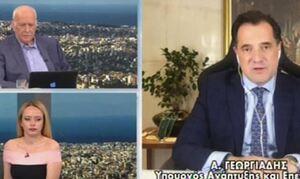 Γεωργιάδης: Η Ελλάδα θα καταστραφεί αν υπάρξει τέταρτο κύμα