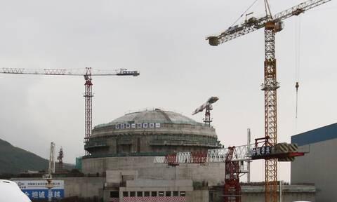 Κίνα πυρηνικός σταθμός