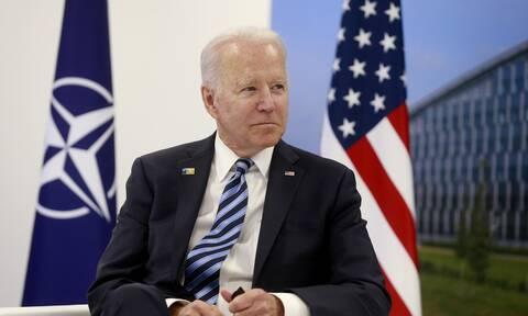 Σύνοδος ΝΑΤΟ- Μπάιντεν: Θέλω η Ευρώπη να ξέρει ότι οι ΗΠΑ είναι εδώ