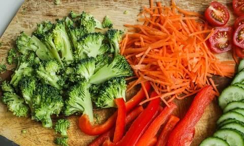 Λαχανικά για απώλεια βάρους - Επτά εύκολες συνταγές
